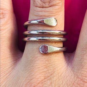 Bundle! 2 Lia Sophia rings